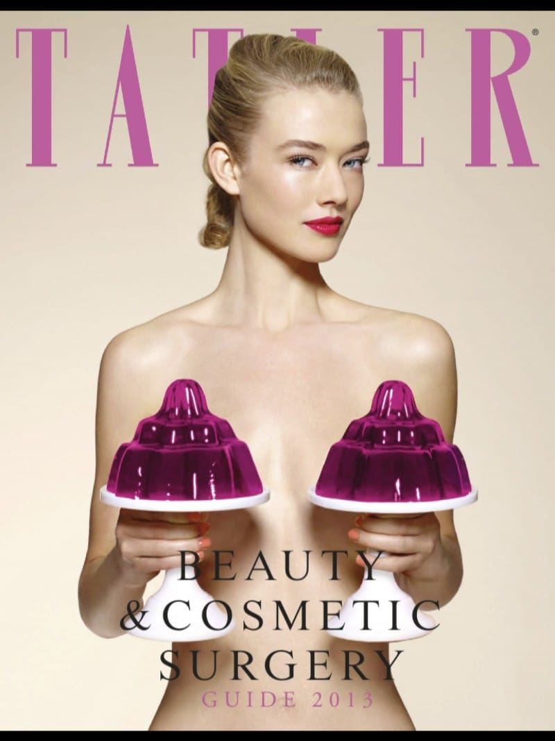'Best facelift surgeons UK' – Tatler UK 2013